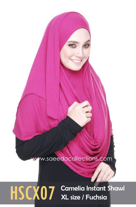 SHAWL COTTON CAMELIA HSCX07