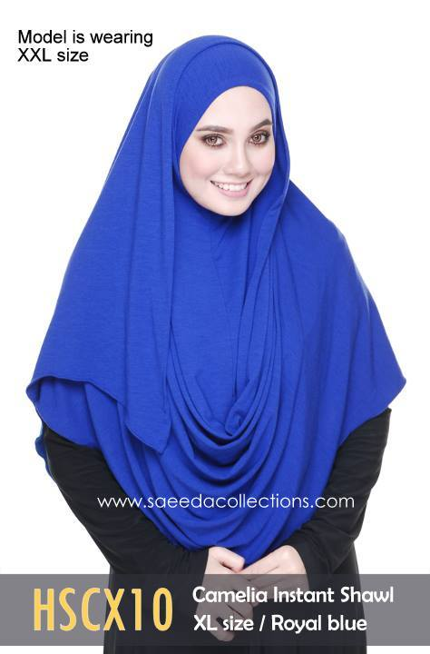 SHAWL COTTON CAMELIA HSCX10