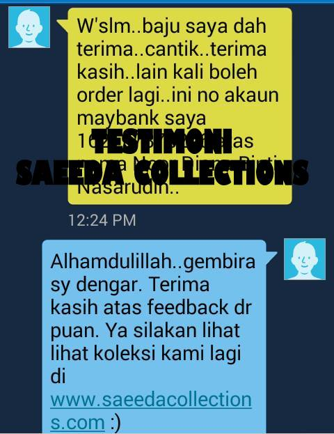 TESTIMONI SAEEDA COLLECTION NOV 2015 2