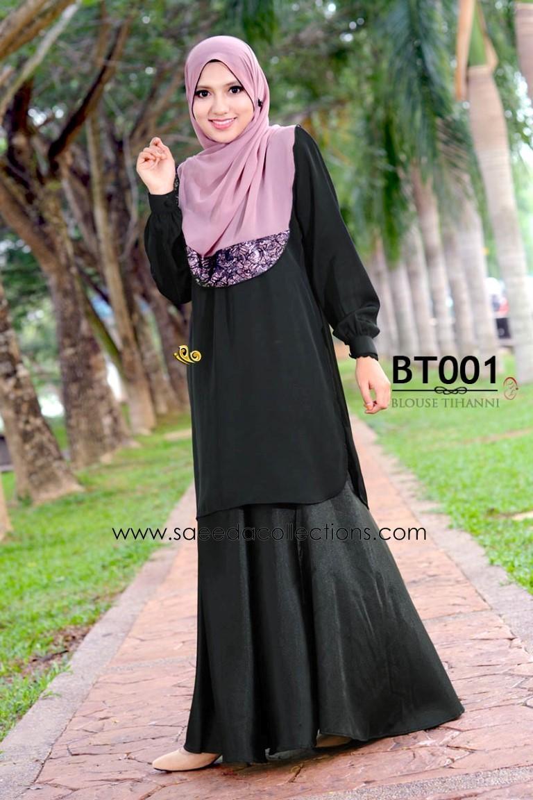 BLOUSE MUSLIMAH TIHANI BT001