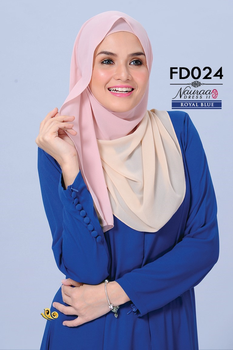 DRESS NAURA FURSAN II FD024 CLOSE