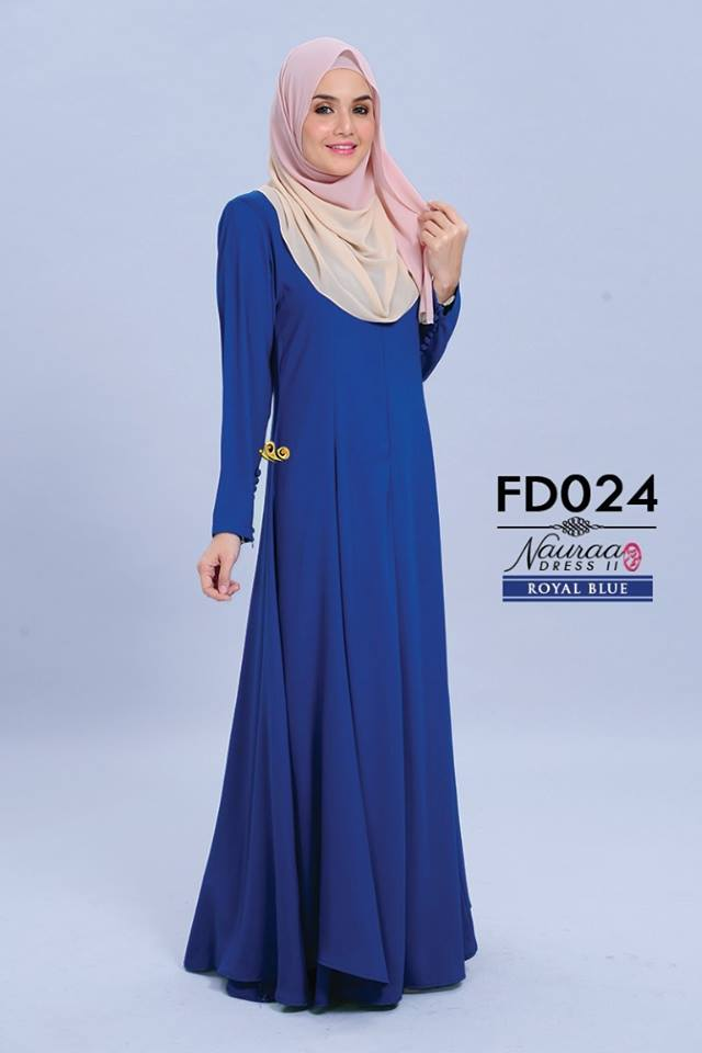 DRESS NAURA FURSAN II FD024