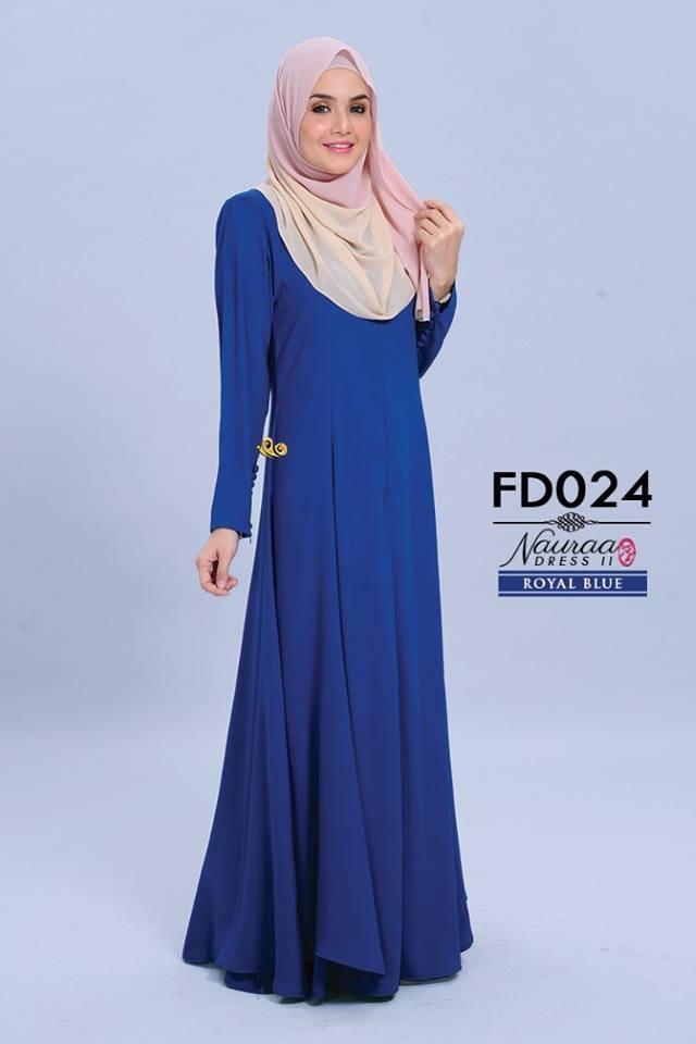 DRESS NAURA FURSAN II FD024