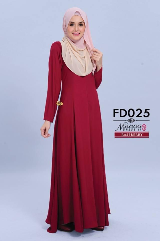 DRESS NAURA FURSAN II FD025