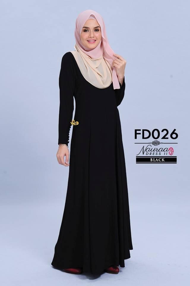DRESS NAURA FURSAN II FD026