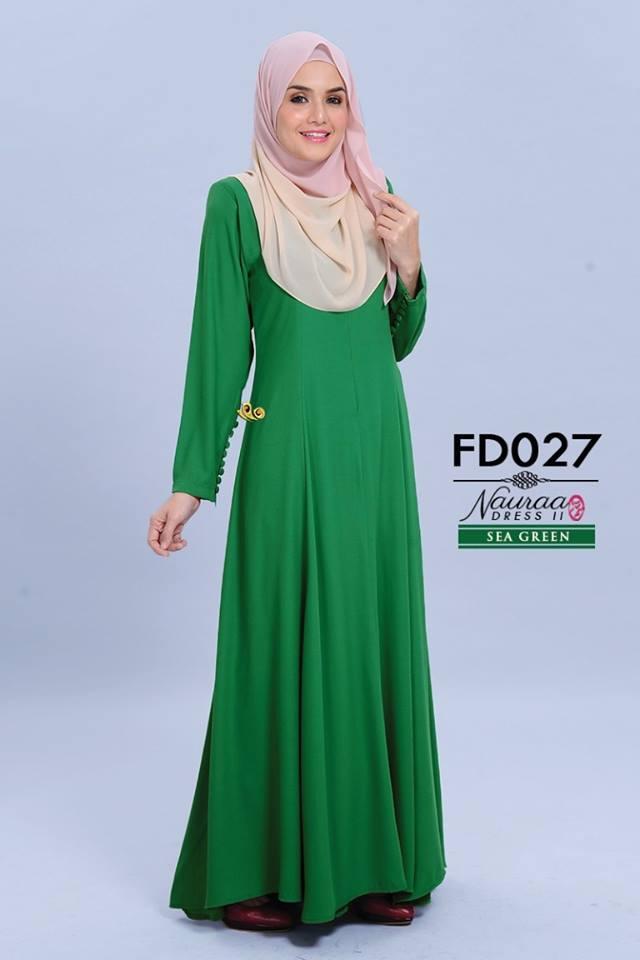DRESS NAURA FURSAN II FD027