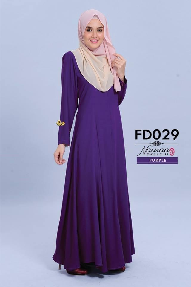 DRESS NAURA FURSAN II FD029