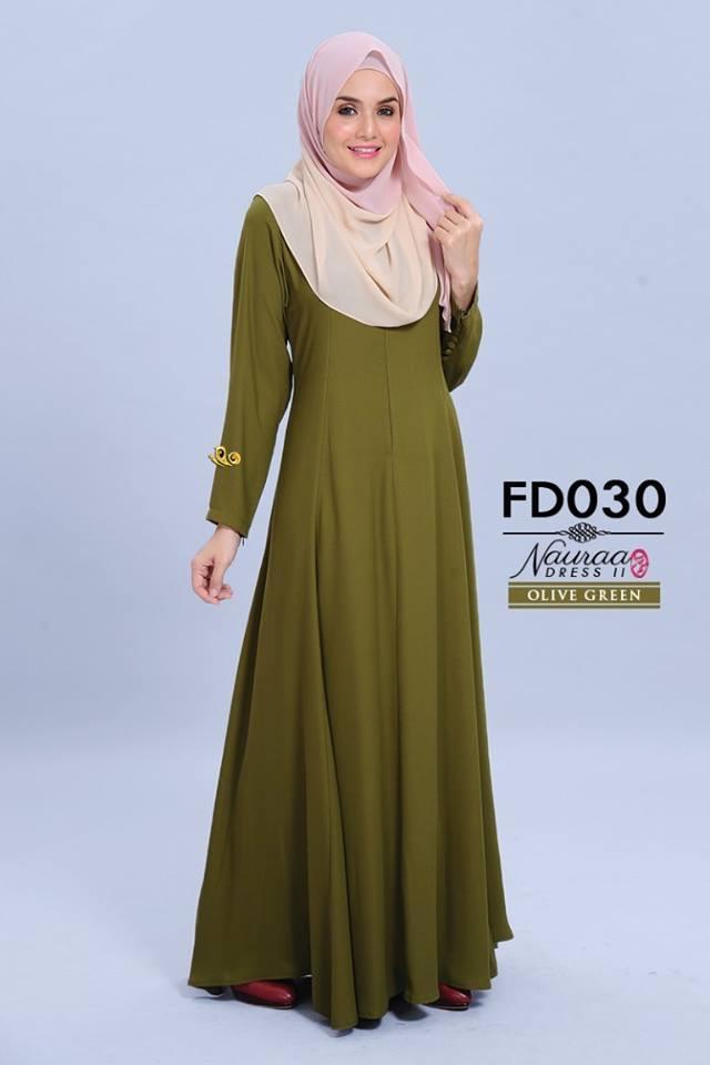 DRESS NAURA FURSAN II FD030