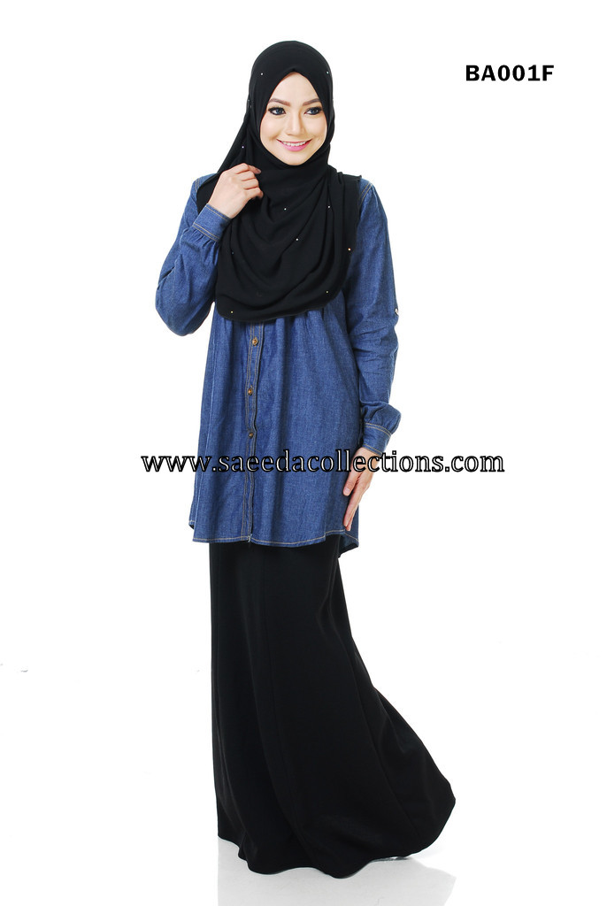 BLOUSE DENIM AMANDA BA001F AA