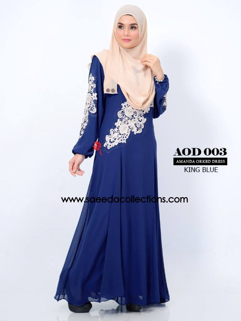 DRESS AMANDA AOD 003
