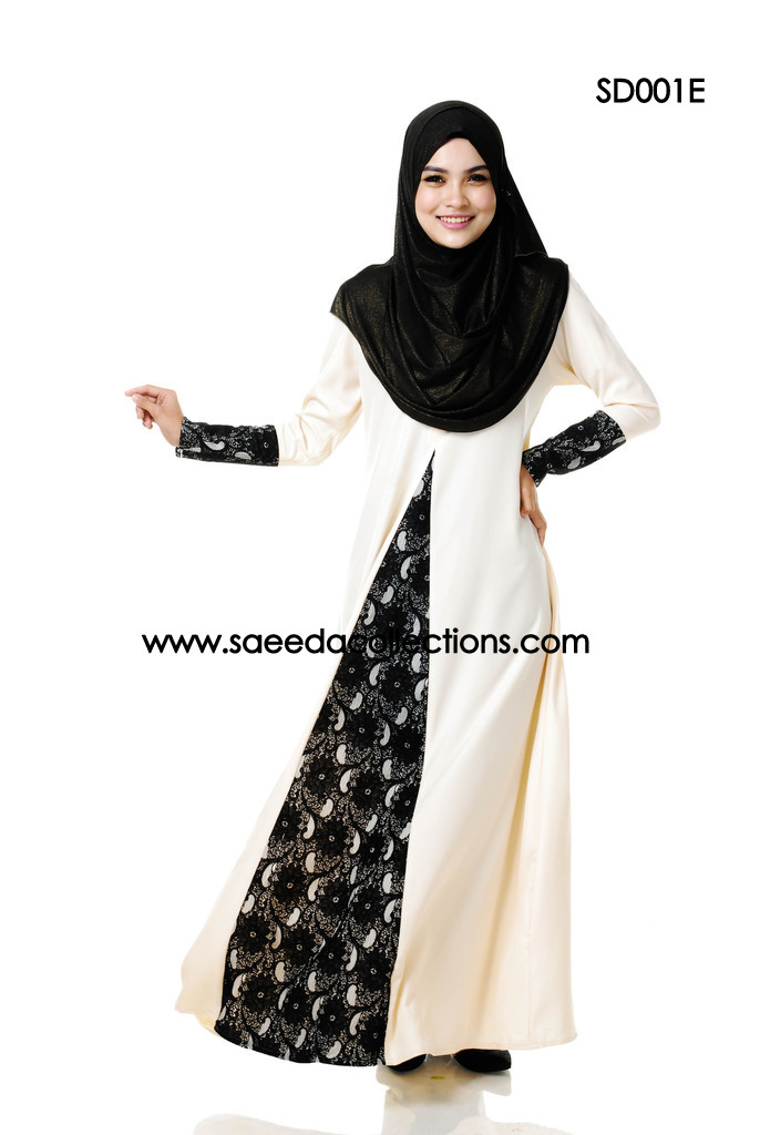 DRESS EISHAA MOSS CREPE KOD SD001E AA