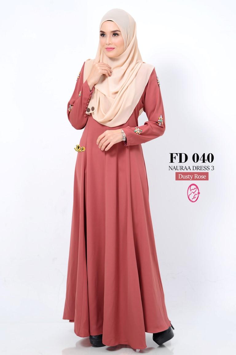 DRESS NAURAA III KOD FD040