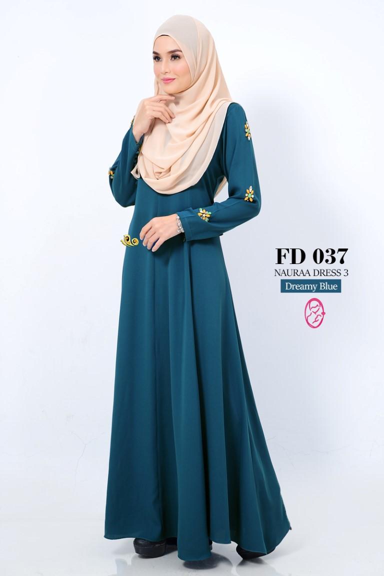 DRESS NAURAA III KOD FD37