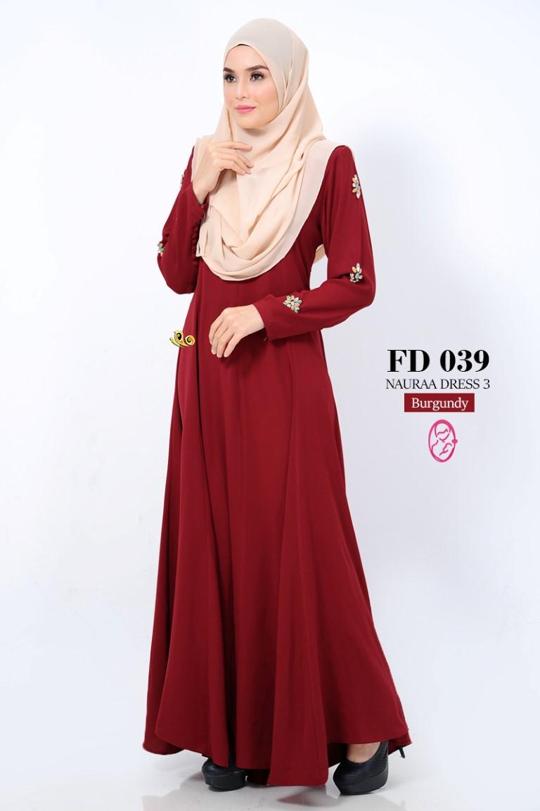 DRESS NAURAA III KOD FD39