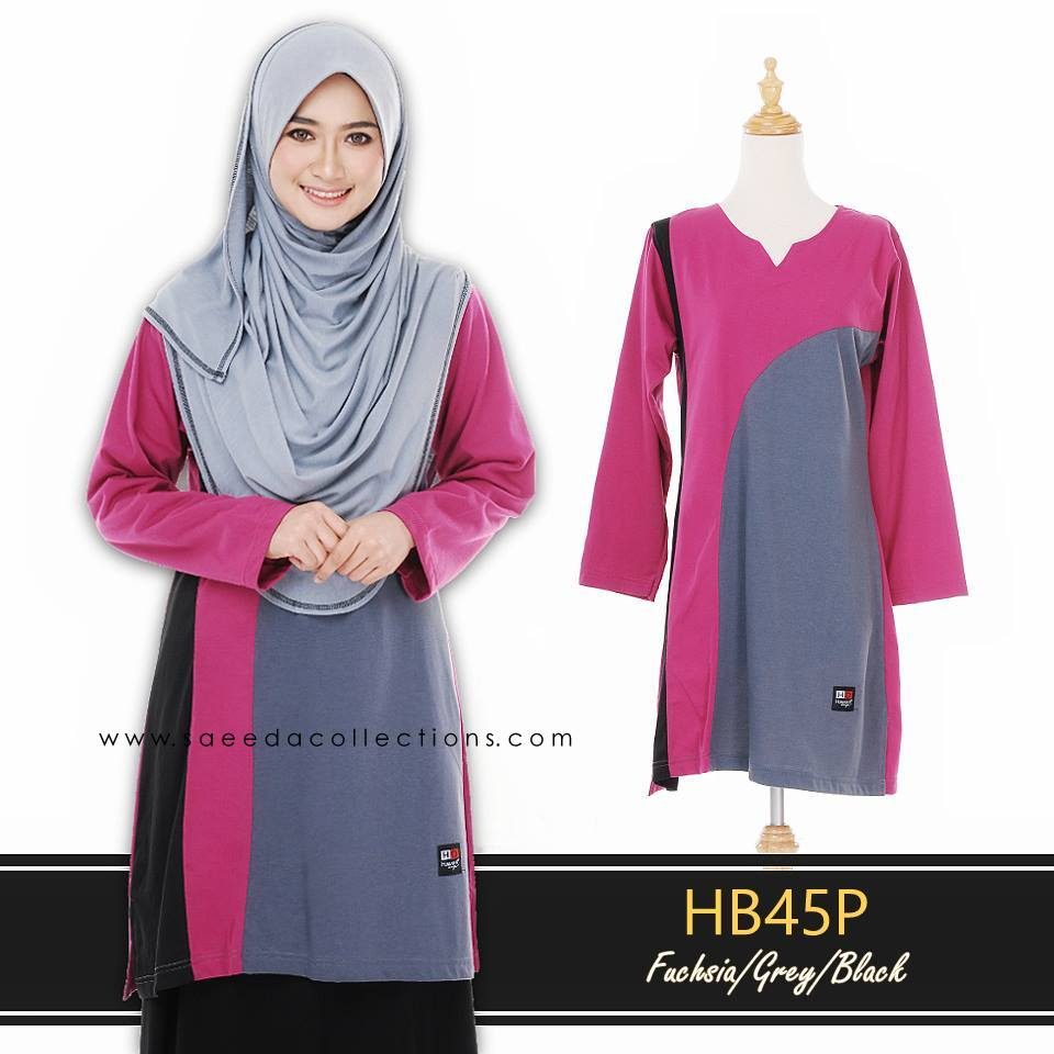 Cotton Blouse For Muslimah 81
