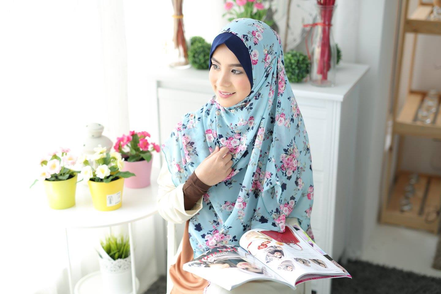 SHAWL EXTRA WIDE DANEEN PROMO