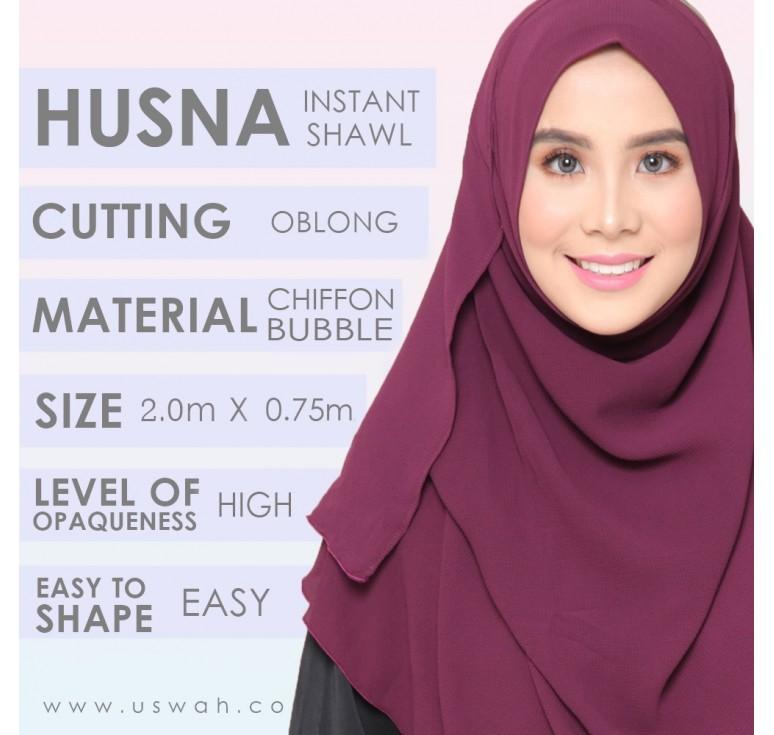 SHAWL INSTANT HUSNA INFO