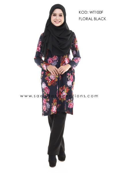 TUNIC COTTON LYCRA WT100F