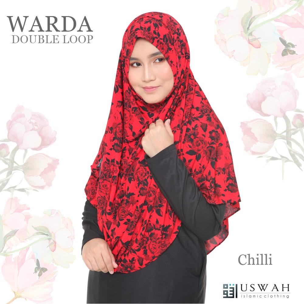 WARDA DOUBLE LOOP CHILI