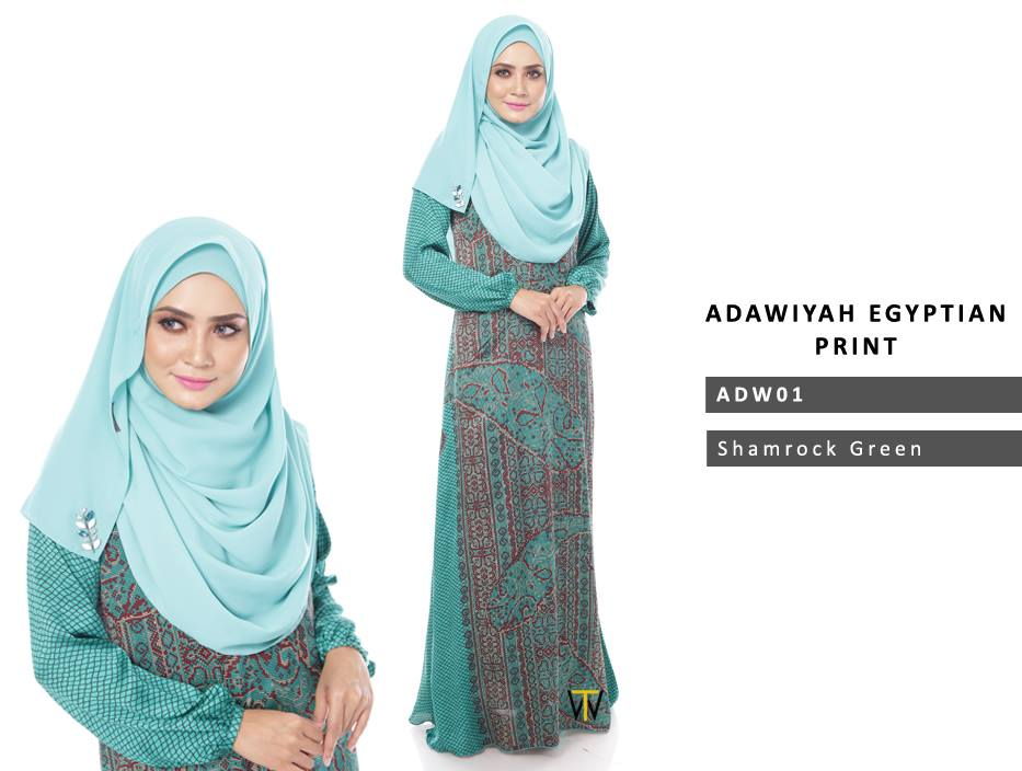 ADAWIYAH EGYPTION PRINT ADW 01
