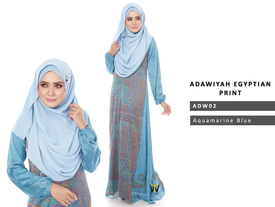 ADAWIYAH EGYPTION PRINT ADW 02