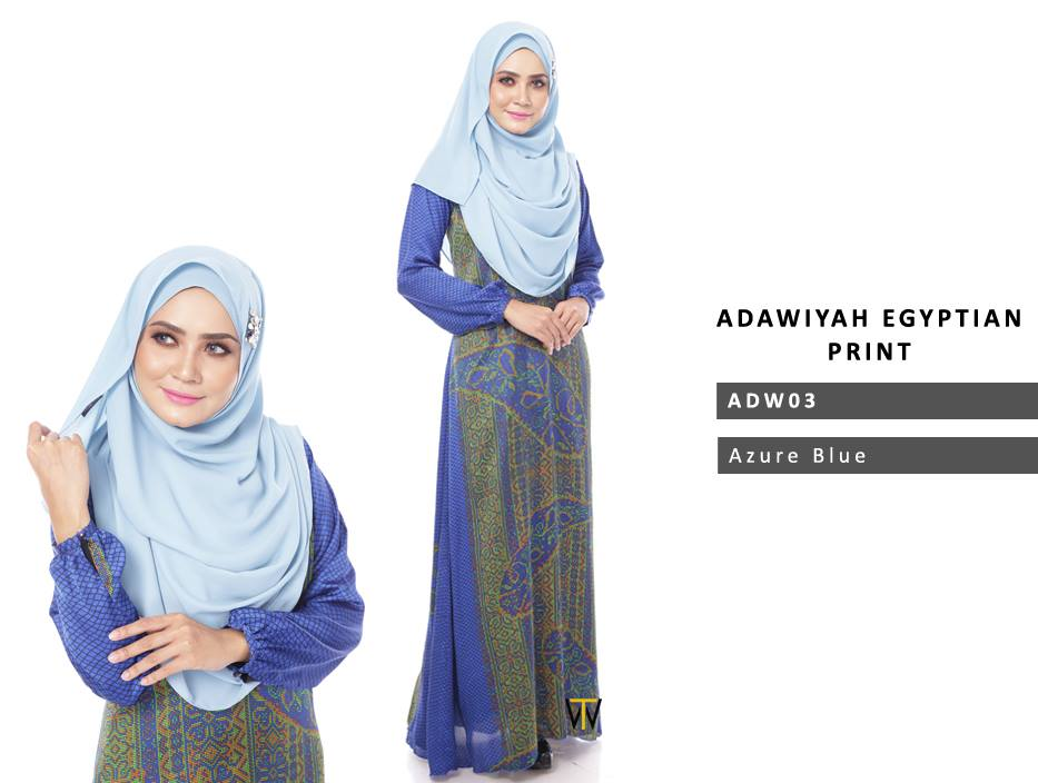 ADAWIYAH EGYPTION PRINT ADW 03