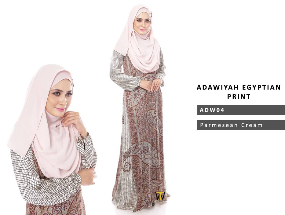 ADAWIYAH EGYPTION PRINT ADW 04