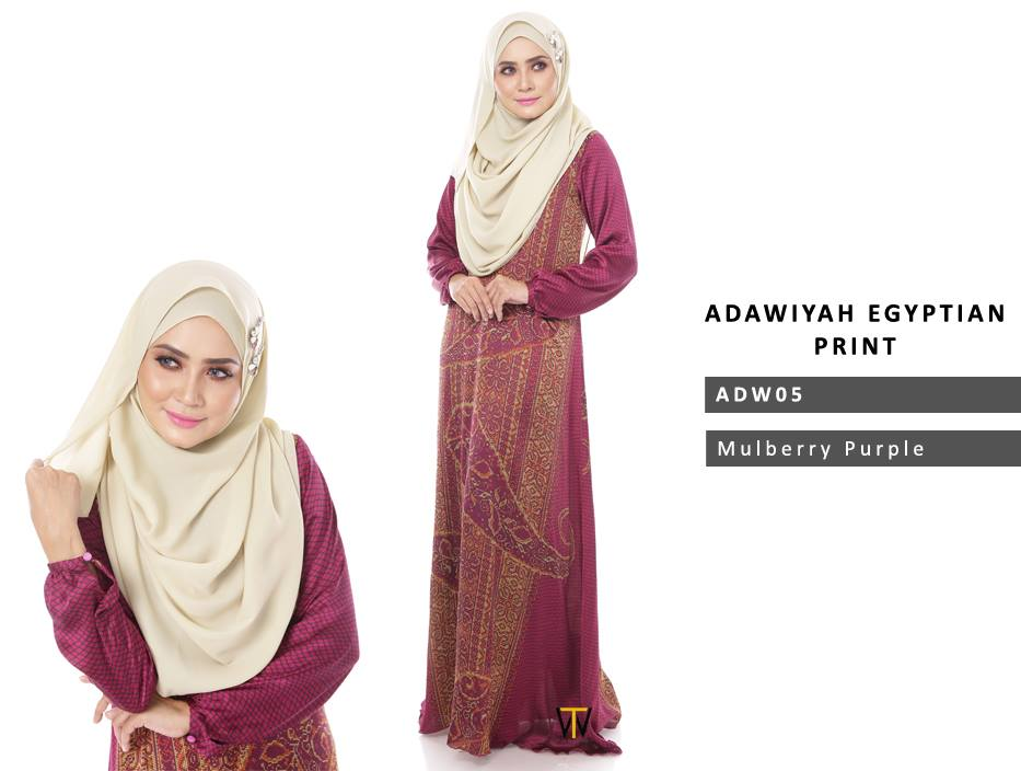 ADAWIYAH EGYPTION PRINT ADW 05