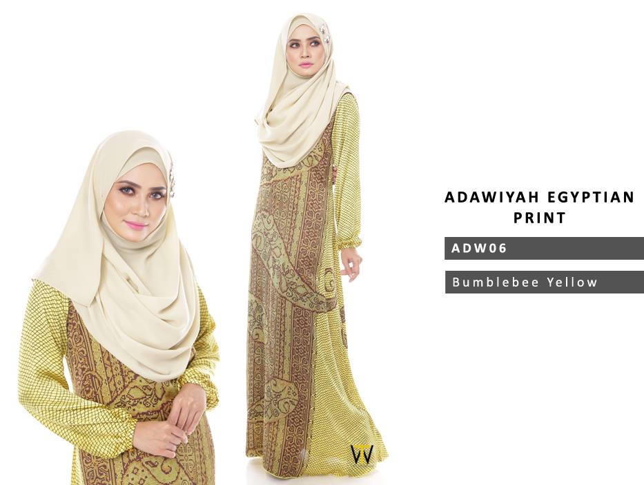 ADAWIYAH EGYPTION PRINT ADW 06