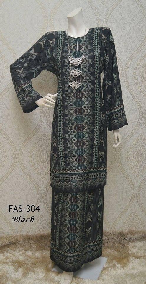 BAJU KURUNG TRADISIONAL FIRA AYUNI FAS304