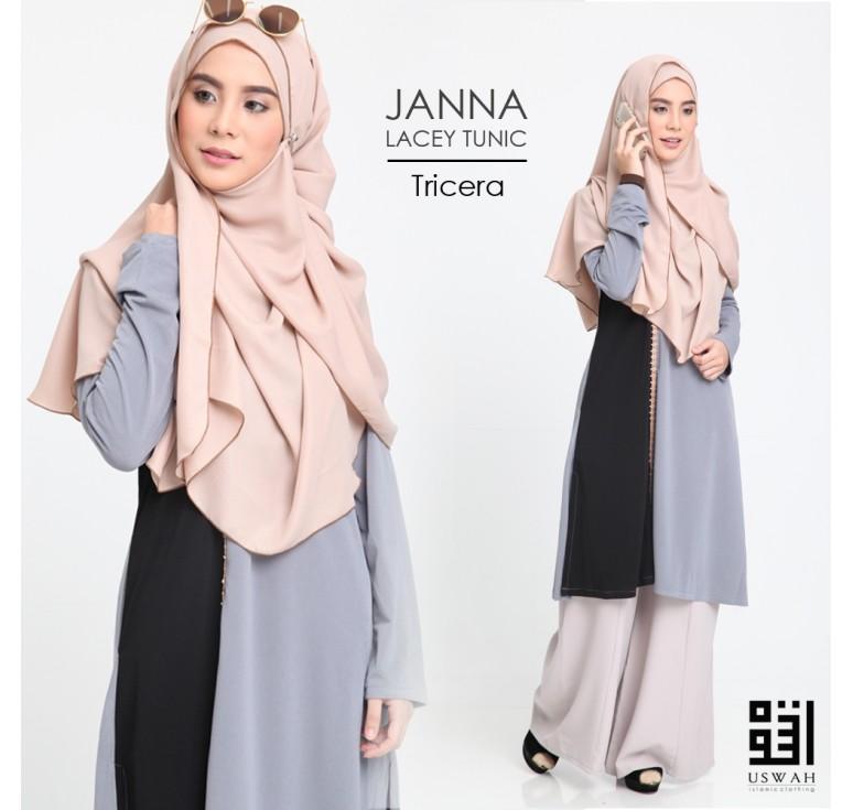 JANNA LACEY TRICERA