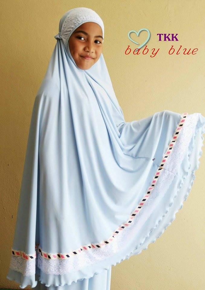 TELEKUNG KANAK KANAK BABY BLUE 2