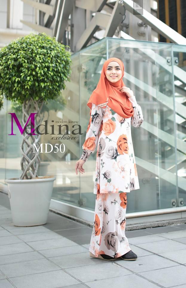 BAJU KURUNG RAYA MEDINA MD50 A