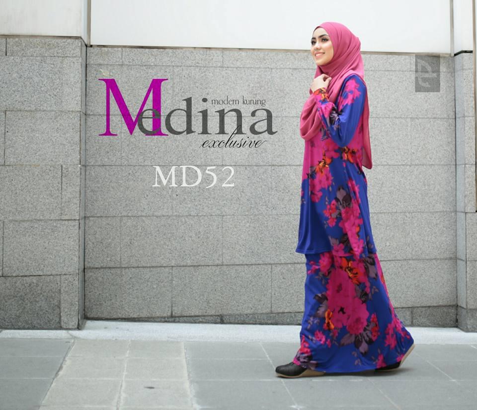 BAJU KURUNG RAYA MEDINA MD52