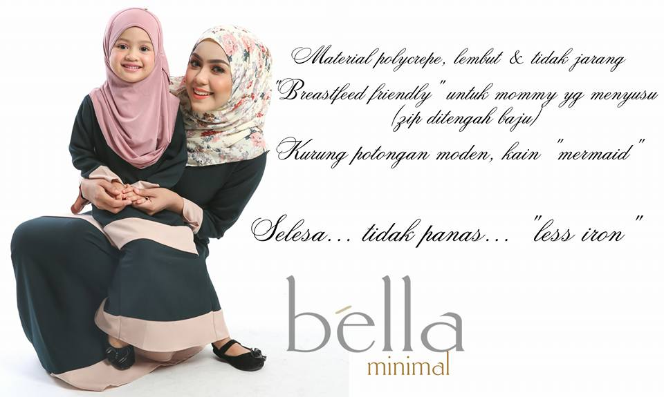 BAJU KURUNG RAYA SEDONDON BELLA DESCRIPTON