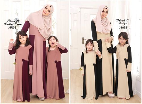 DRESS ADELIA SEDONDON RAYA 2016 A