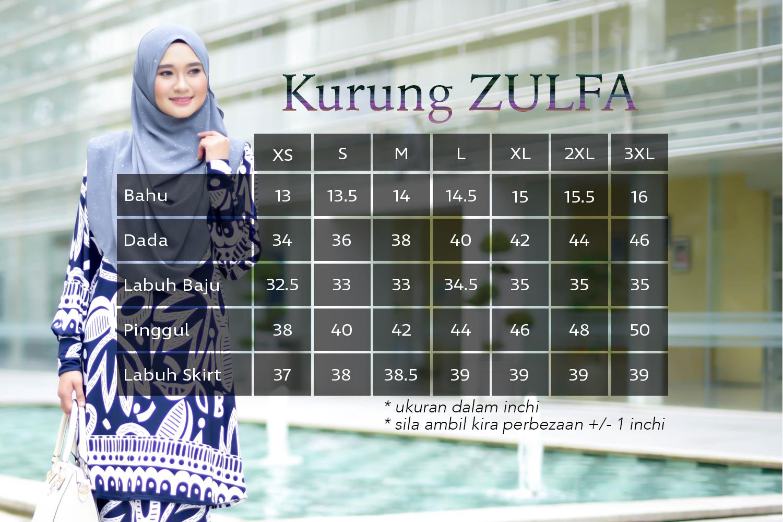 zulfa chart
