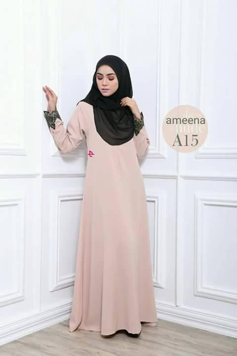 DRESS AMEENA II A15