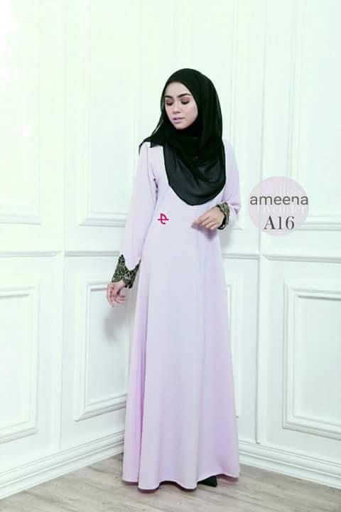 DRESS AMEENA II A16