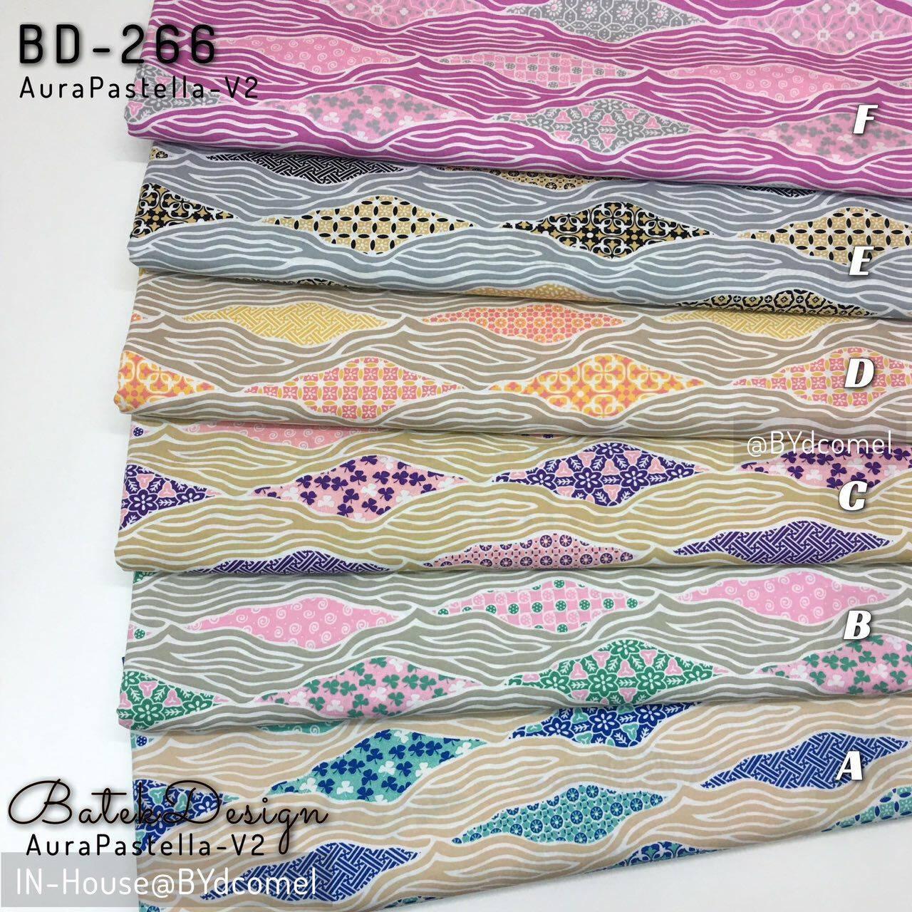 KAIN PASANG JAPANESE COTTON BIDANG 45 BD266 B