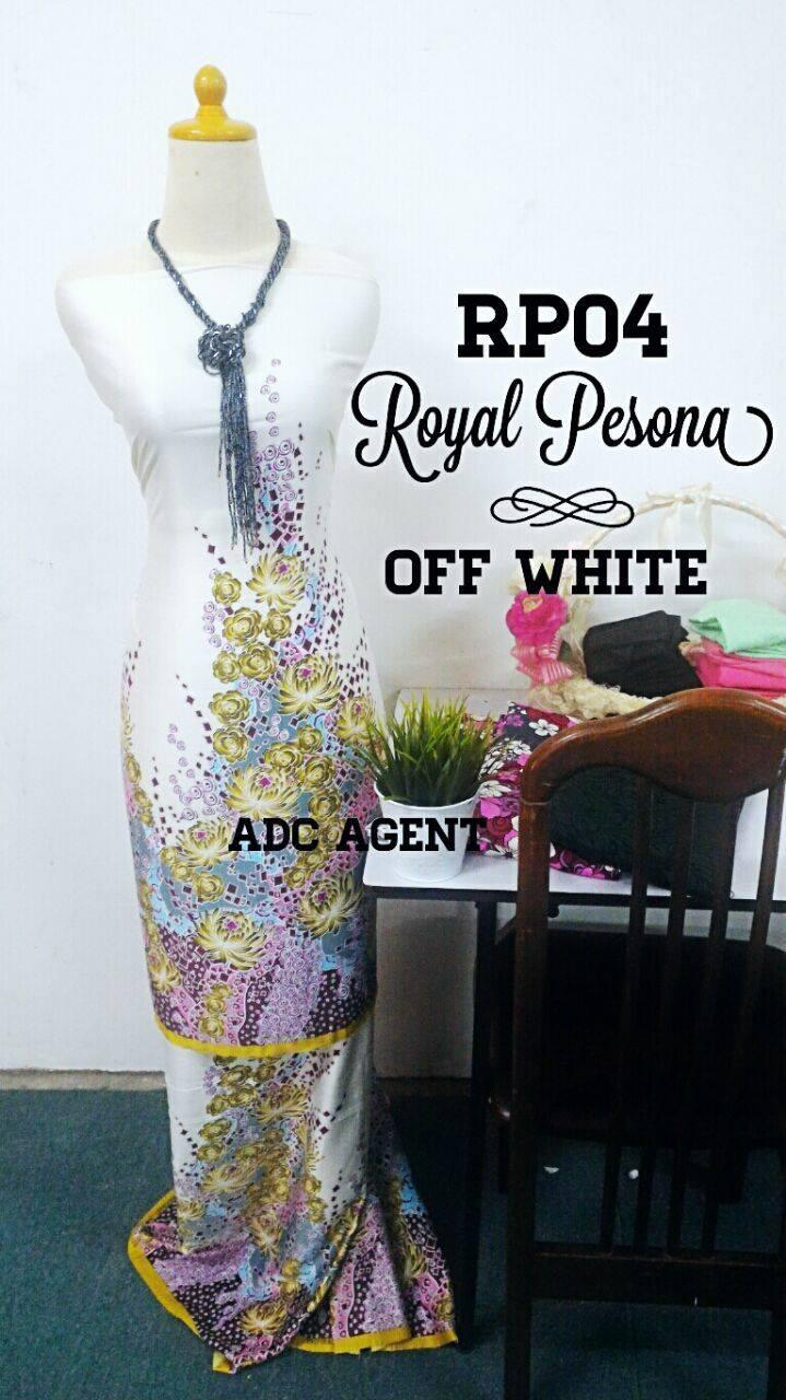 KAIN PASANG ROYAL PESONA SILK RP04