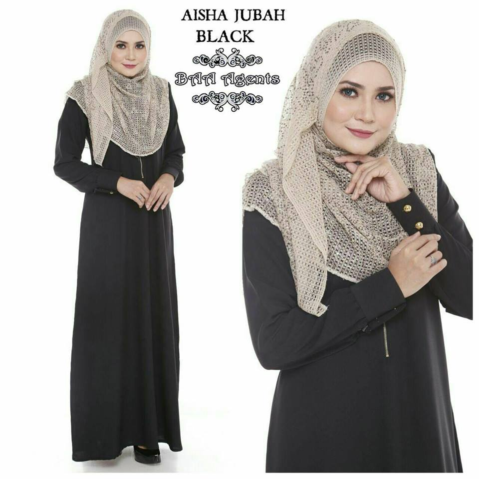 aisha-jubah-black