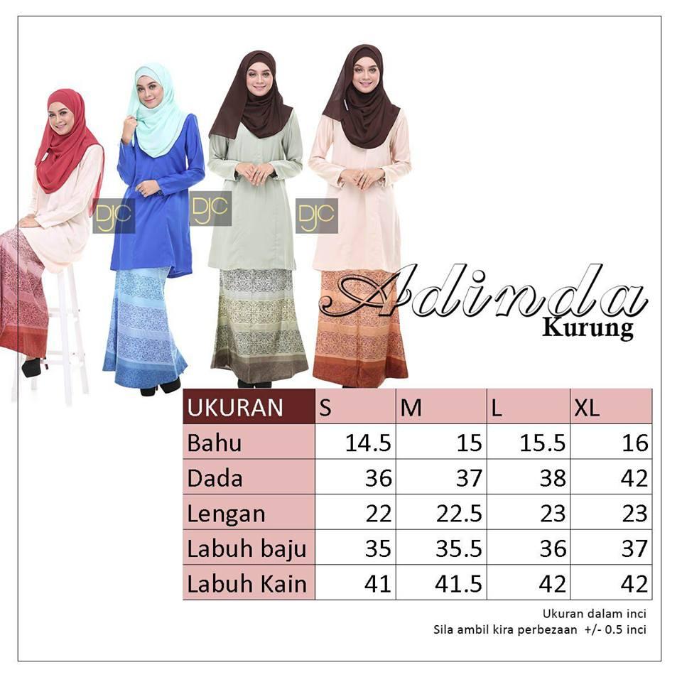 baju-kurung-tradisional-adinda-ukuran