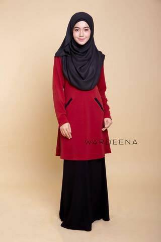 blouse-muslimah-lycra-crepe-luna-i