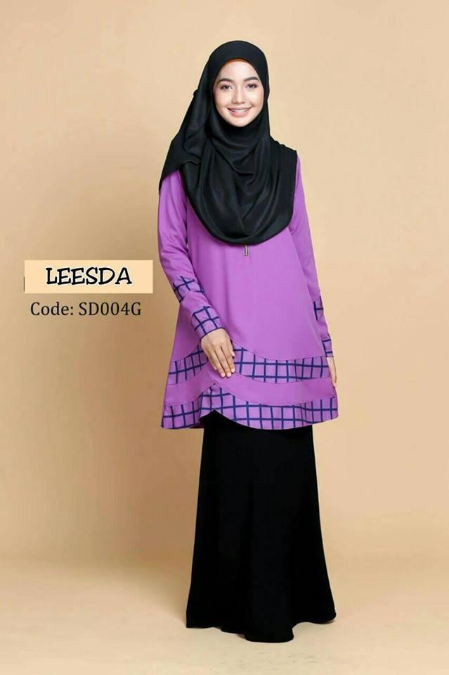 blouse-muslimah-moss-crepe-leesda-sd004g