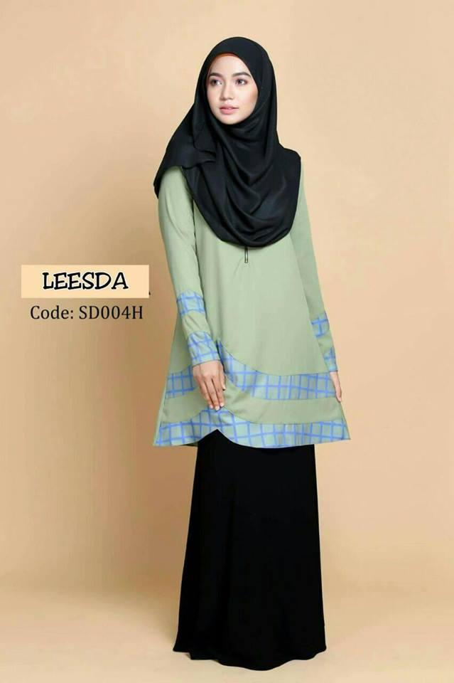 blouse-muslimah-moss-crepe-leesda-sd004h