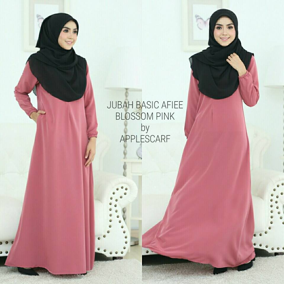 jubah-afiee-blossom-pink