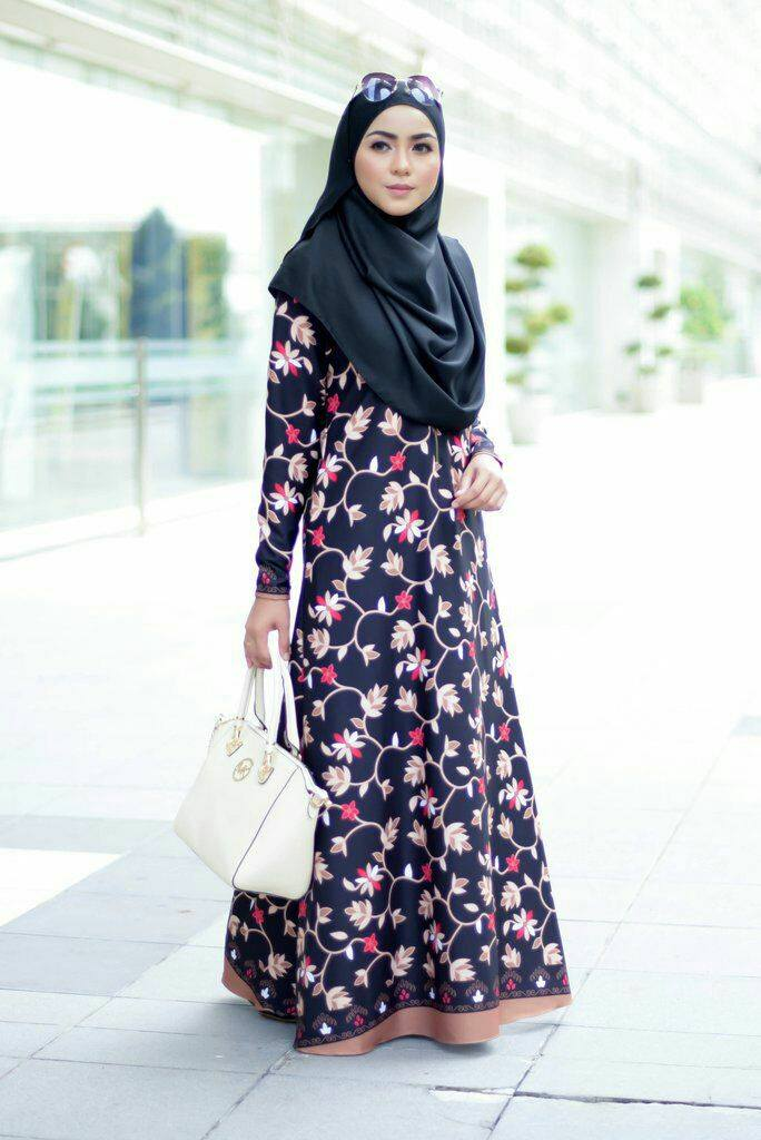 jubah-calliana-black