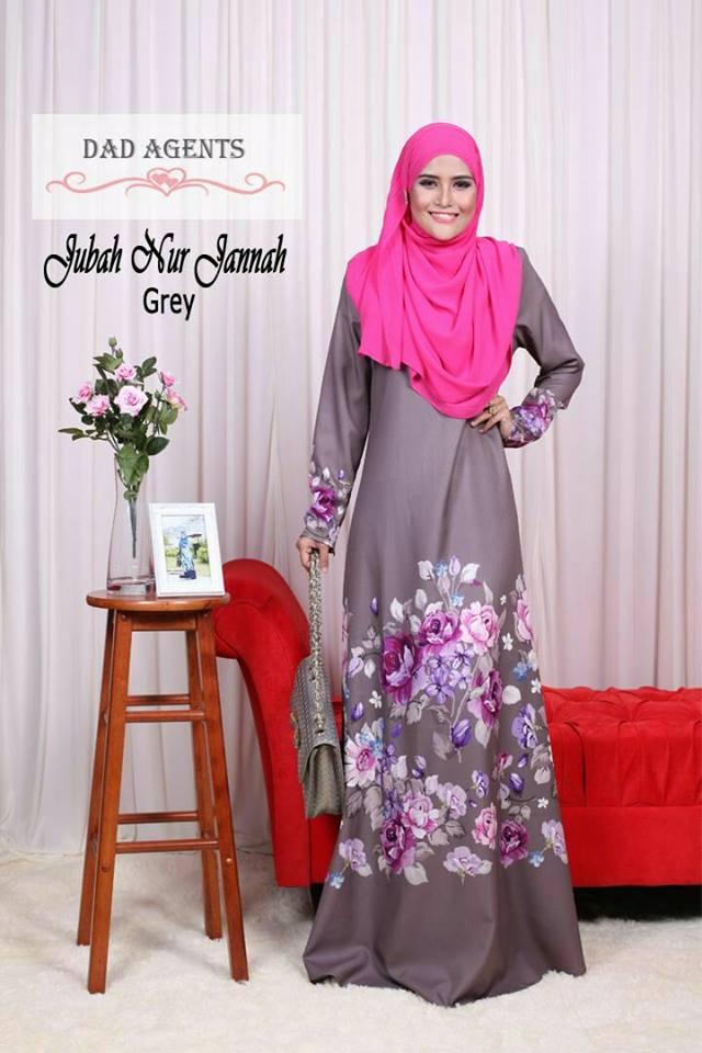 jubah-nur-jannah-grey