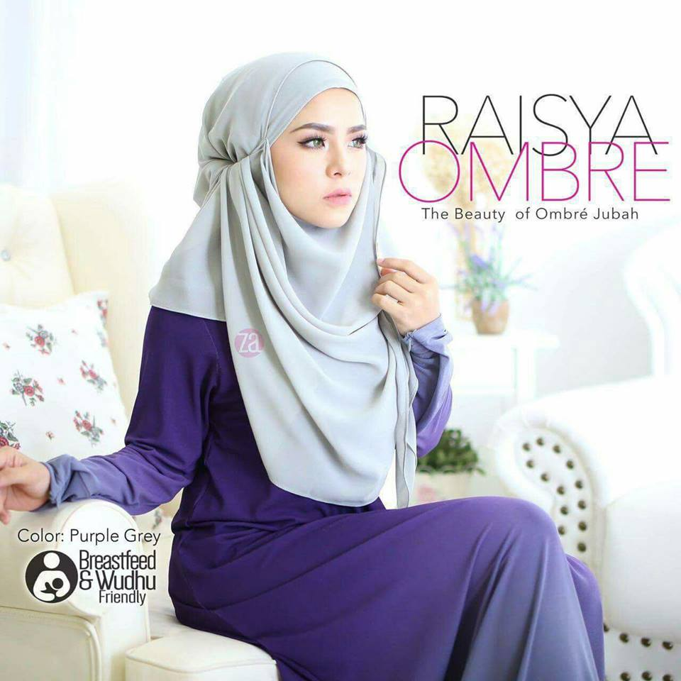 jubah-raisya-ombre-purple-grey